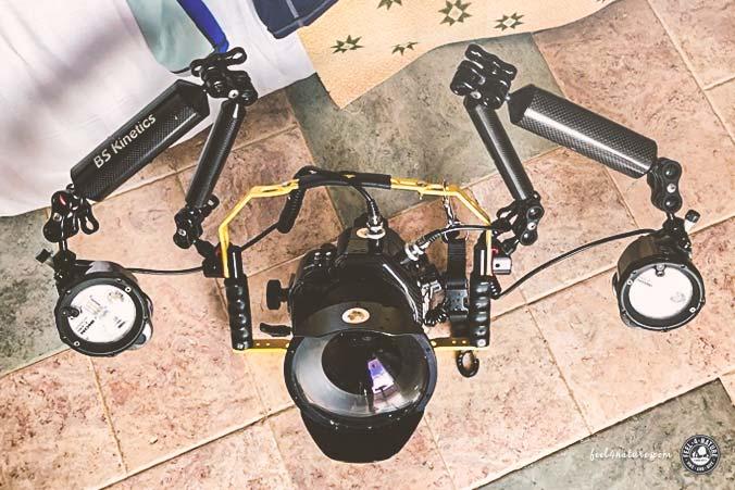 Tauchkamera Sony BS Kinetics