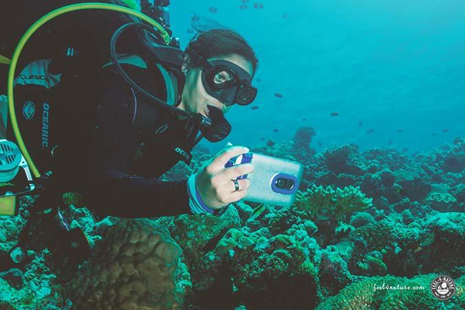 Unterwasserkamera iPhone