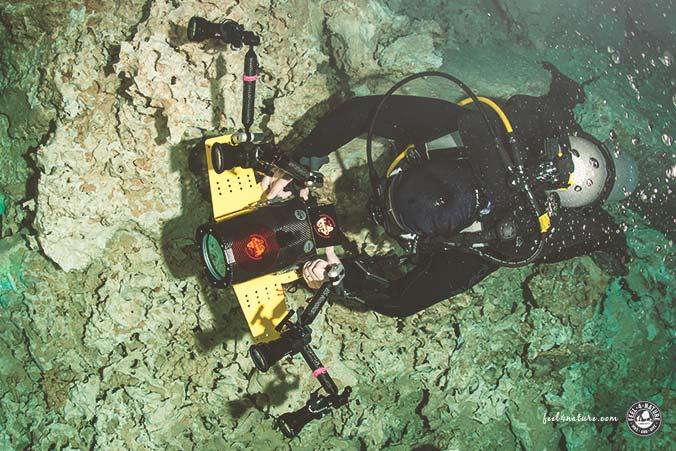 Unterwasserkamera Licht Zubehör
