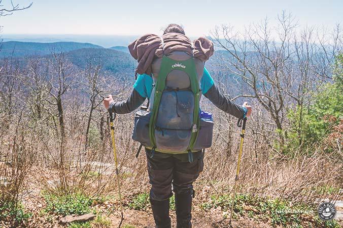 Bester Trekkingrucksack Fernwandern Test