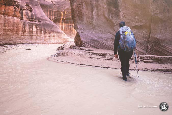 Buckskin Gulch Trekking Tour