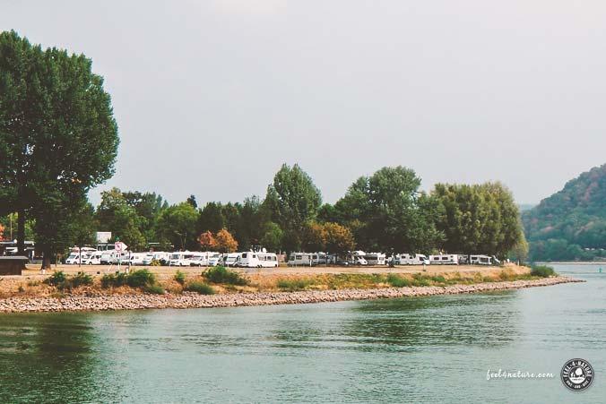 Rheinsteig Camping Koblenz