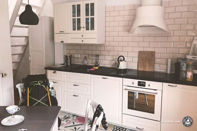 Rheinsteig Ferienwohnung Küche