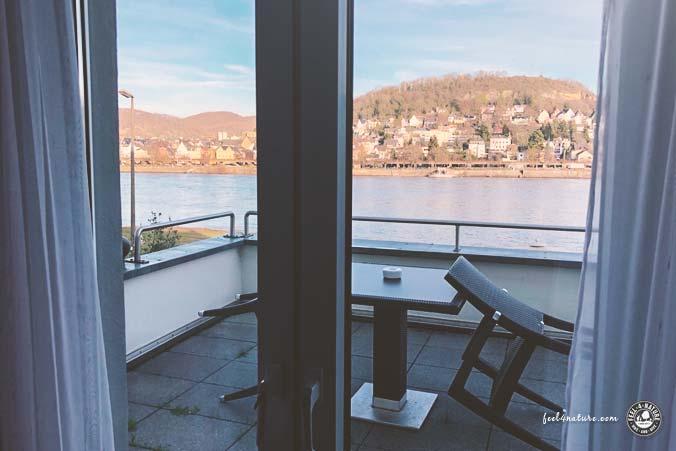 Rheinsteig Hotel Arte Remagen