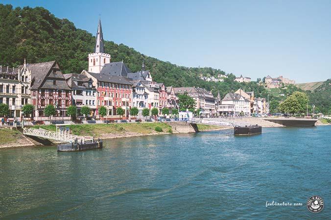 Rheinsteig Unterkunft Etappen