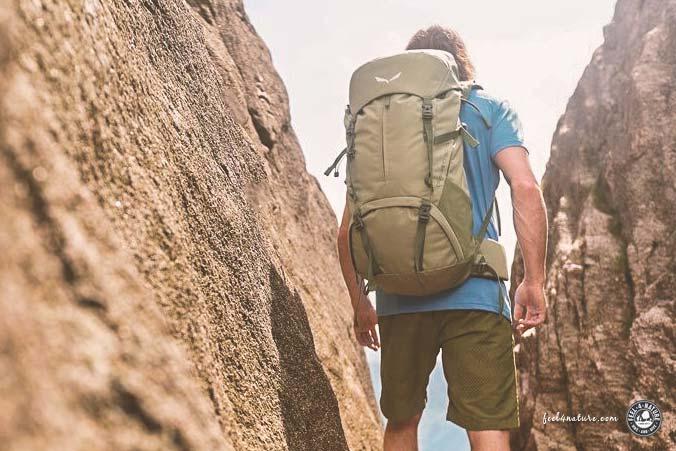 Trekkingrucksack 50l Salewa Test