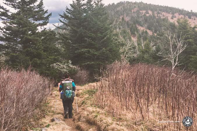 Trekkingrucksack Fernwandern
