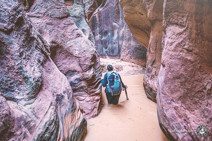 Trekkingrucksack Test Extrem
