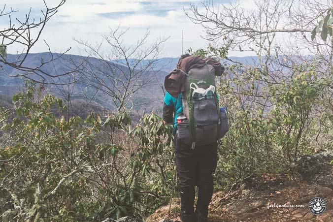 Trekkingrucksack ultraleicht Testsieger