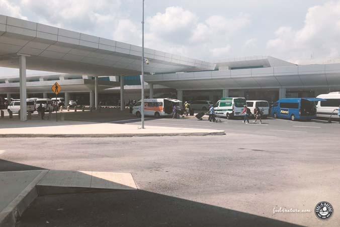Playa del Carmen Anreise Cancun Flughafen