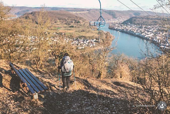 Rheinburgenweg schönste Etappe