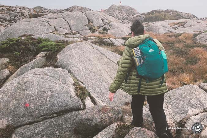 Outdoor Tagesrucksack Features