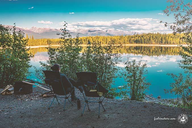 Camping Faltstuhl Outdoor