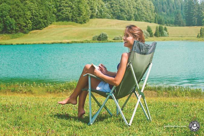 Outdoor Campingstuhl