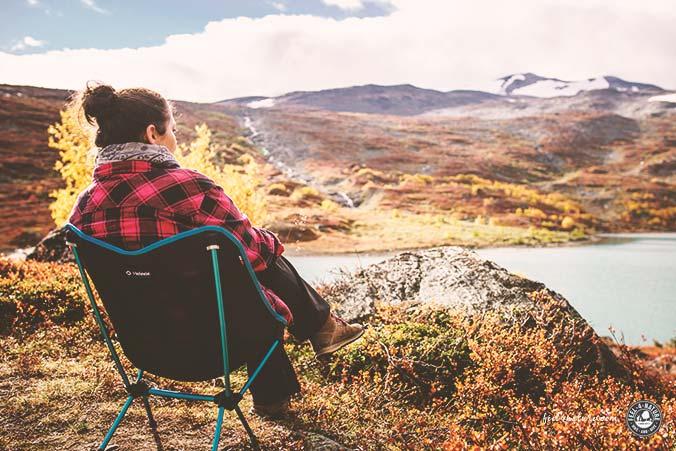 Outdoor Stuhl ultraleicht Test