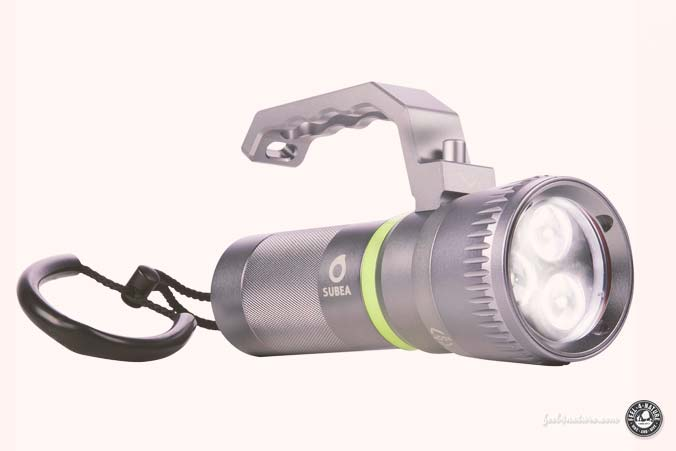 Tauchlampe Decathlon
