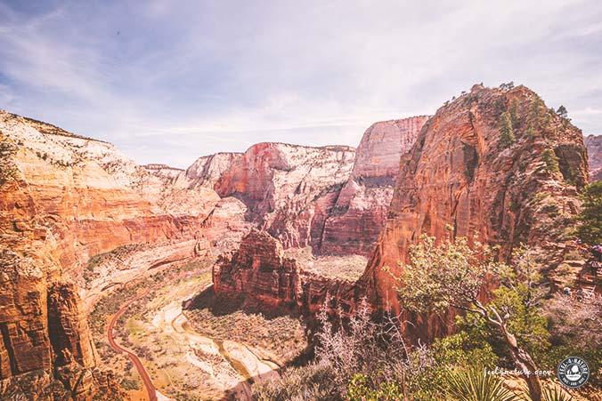 Zion National Park Main Canyon
