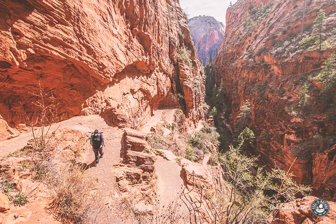 Zion National Park Wanderwege
