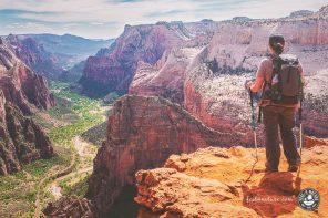 Die 10 schönsten Wanderungen im Zion Nationalpark in Utah