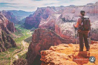 Zion Nationalpark Wandern