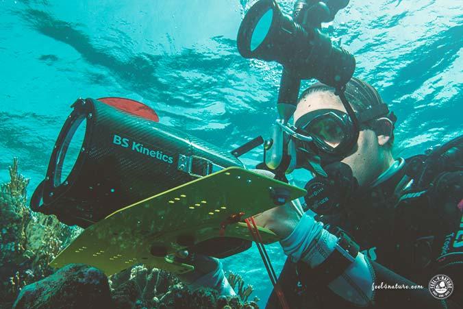 Freediving Masken Test