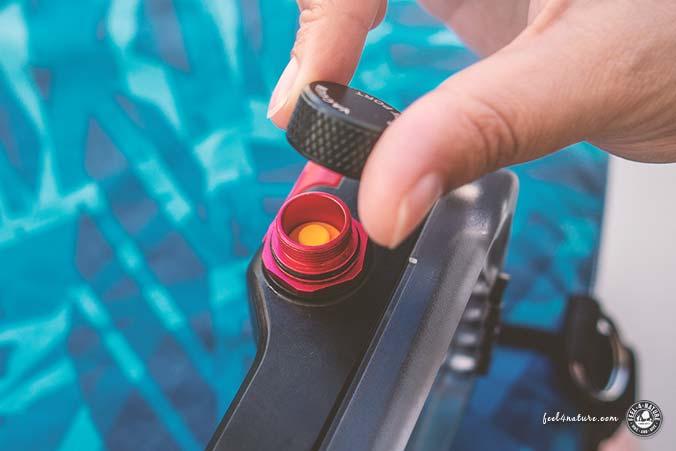 SeaLife SportDiver Vakuum Checkport
