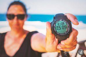Scubapro A2: Der kleine Tauchcomputer im Uhrenformat im Test